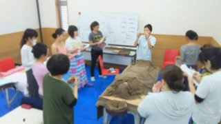 レインドロップの授業 沖縄校54期
